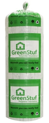 R1.0 GreenStuf® Building Insulation Blanket (20.0m2 per pack)