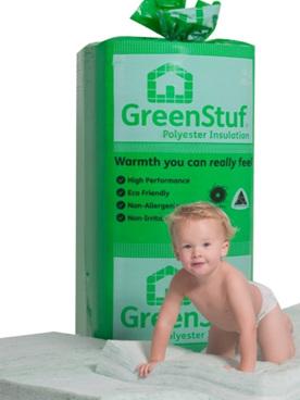 GreenStuf Eco-Friendly Insulation