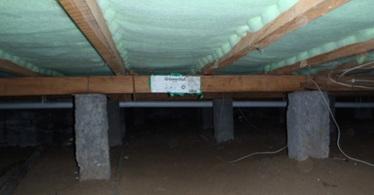 GreenStuf Underfloor Insulation
