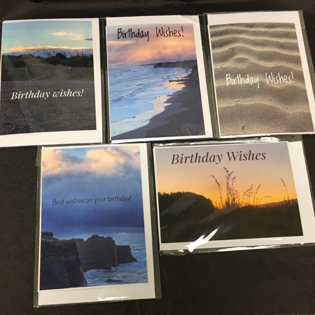 Greeting Cards - Best Birthday Wishes -  Blank Inside