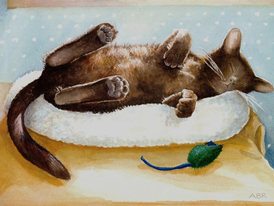 Greeting cards - CATS / PETS / ANIMALS