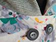 Grey Kitty Jacket size 1