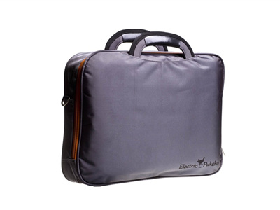 Grey Laptop Bag