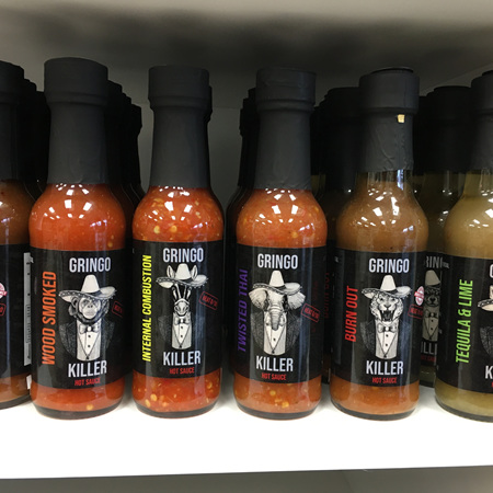 Gringo Killer Hot Sauce