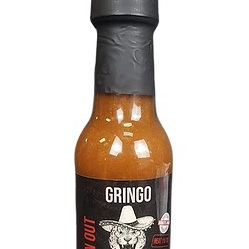 Gringo Killer Sauce - Burn Out - Trinidad Moruga Scorpion - Heat: 11/10