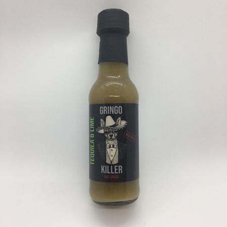 Gringo Killer Sauce - Tequila & Lime - Heat: 4/10