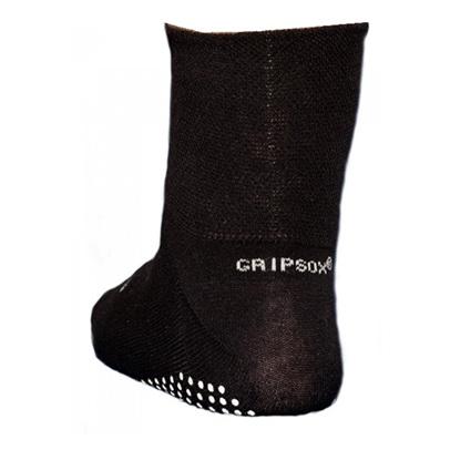 Gripsox Stretch Top Black Size 6-11