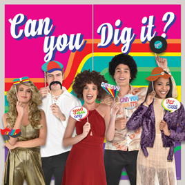 Groovy - can you dig it?  - scene setter