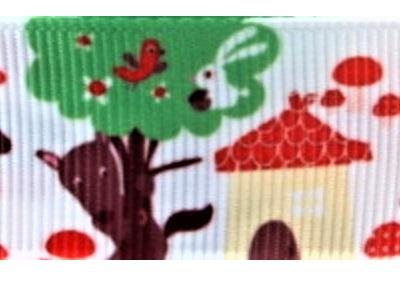 Grosgrain Ribbon x 3 Metres Little Red Riding Hood
