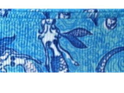 Grosgrain Ribbon x 3 Metres Mermaids