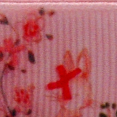 Grosgrain Ribbon x 3 Metres - Old-Fashioned Rabbits