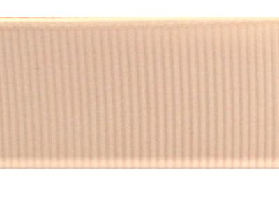 Grosgrain Ribbon x 3 Metres Plain: Cream