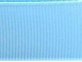 Grosgrain Ribbon x 3 Metres Plain: Light Blue