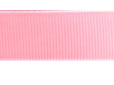 Grosgrain Ribbon x 3 Metres Plain: Light Pink