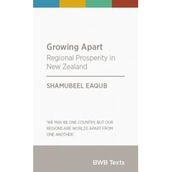 Growing Apart, Regional Prosperity in New Zealand