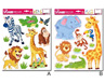 Stickers Wall Deco Wild Animal