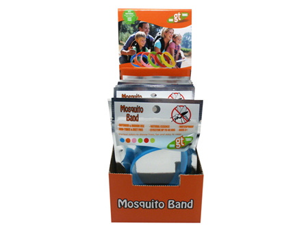 GT MOSQUITO BAND ASSORTED