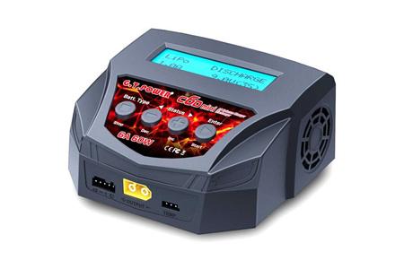 GT Power C6D AC 60 Watt LiPo Balance Charger