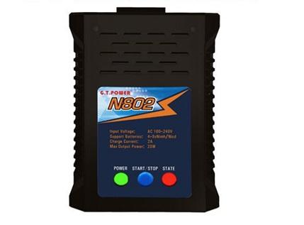 GT Power N802 AC NiMh/NiCd 20 Watt Charger