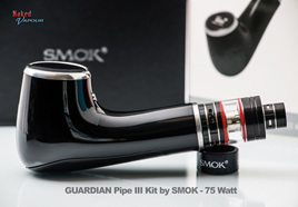 GUARDIAN Pipe III Kit by SMOK - 75 Watt