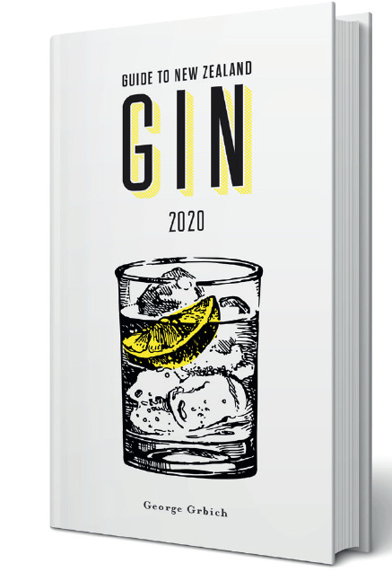 Guide to New Zealand Gin (PRE-ORDER ONLY)