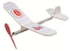 Guillows Cadet Kit with glue  Build N Fly