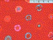 Guinea Flower Red