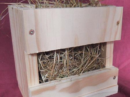 Guinea Pig/Rabbit Hay Manger