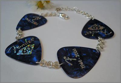 Guitar Pick Bracelets