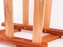 gumboot rack - made in nz