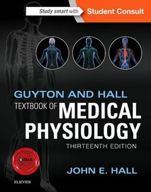 Guyton and Hall Textbook of Medical Physiology 13 ed