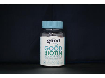 GVC Good Biotin Hair Skin Nails 60s