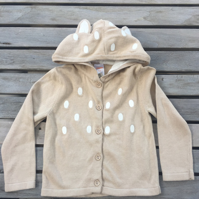 Gymboree Hooded Cardie