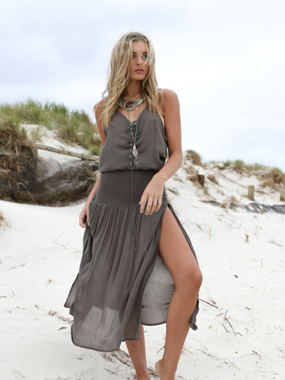 Gypsey Wanderer Maxi Dress