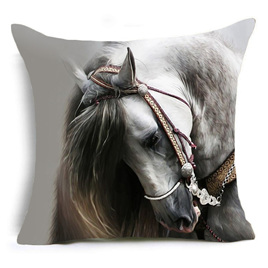 Gypsy Horse Cushion Cover