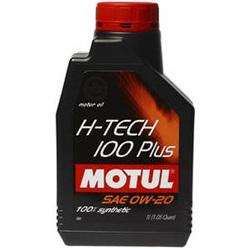 H-Tech 100 Plus 0W20 - 1ltr