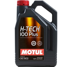 H-Tech 100 Plus 5W30 - 5ltr