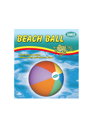 Habco Inflatable Beach Ball
