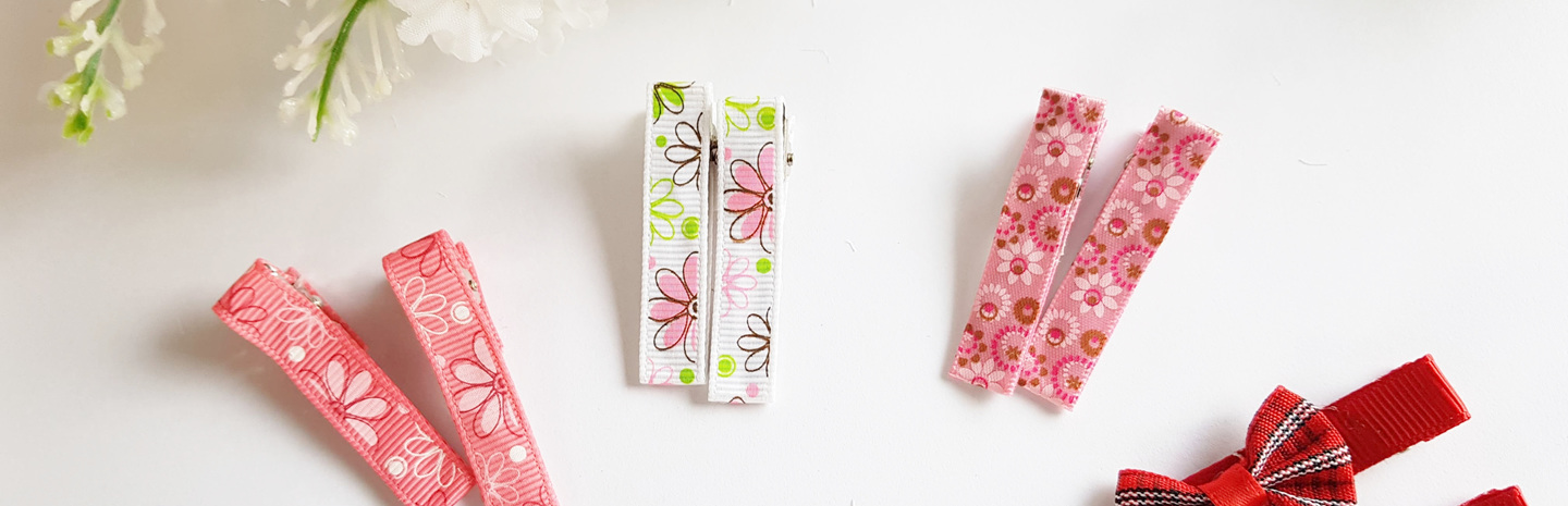 Check out our Pretty Hair Clips at the Kids Accessories section