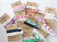 Hair Ties - Customized Hair Ties (pack of 2 ties)
