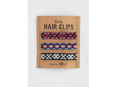 Hairclips Set-Neutral Trim