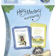 Hairy Maclary Fish Card Game