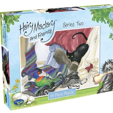 Hairy Maclary Puzzles