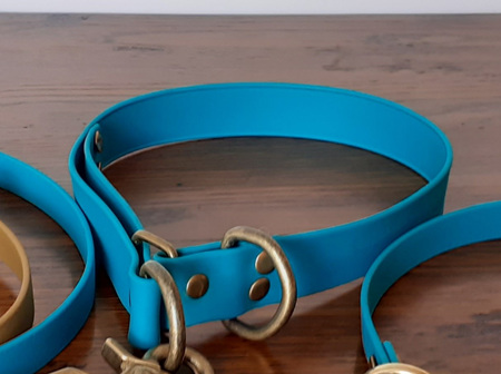 Half Slip Collar - Biothane