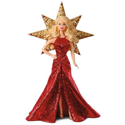 Hallmark Holiday Barbie Christmas Decoration