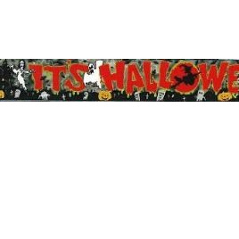 Halloween Banner 9ft