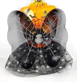 Halloween Black Spider 43cmx35cm