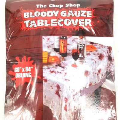 Halloween Bloody Table Cover