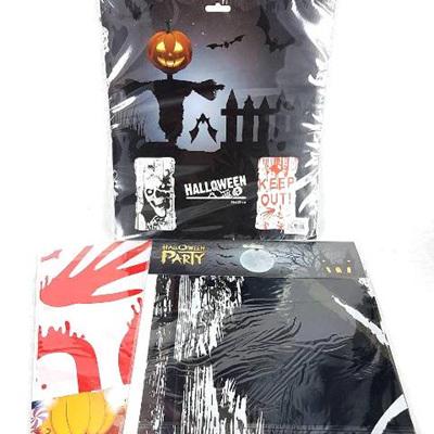 Halloween Door or wall poster