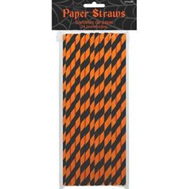 Halloween straws - 20 pack